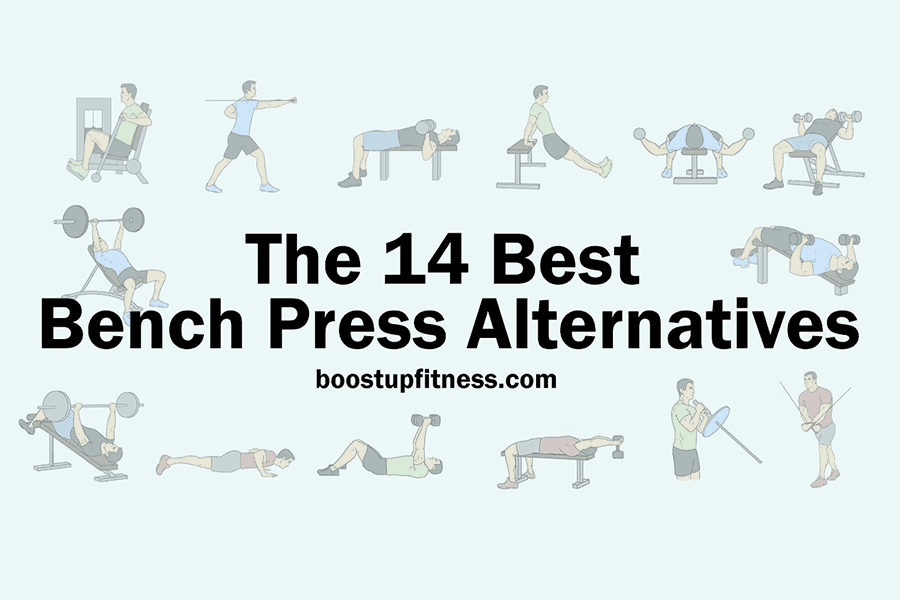 bench press alternative