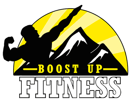 Boost-Up Fitness logo