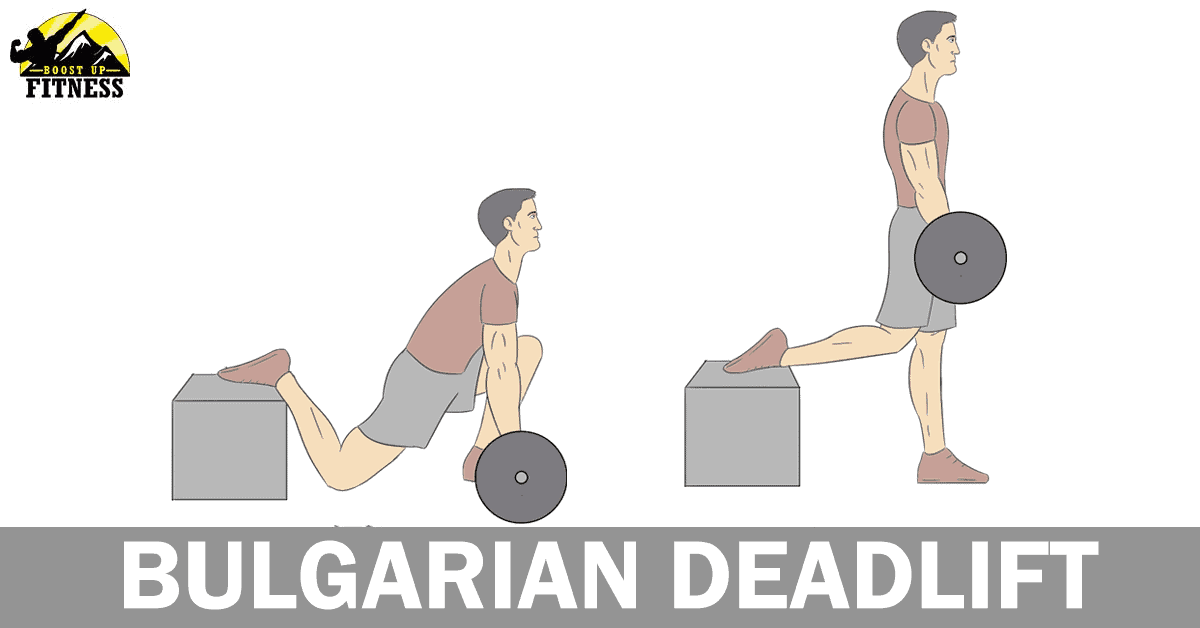 Bulgarian deadlift