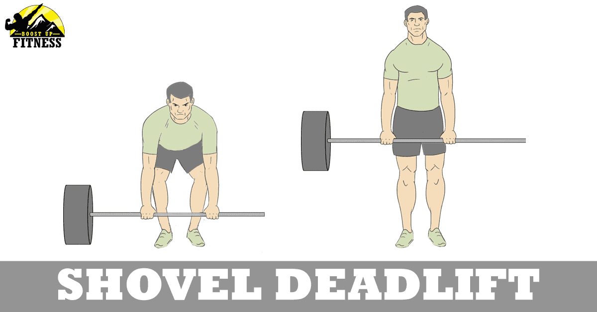 shovel deadlift