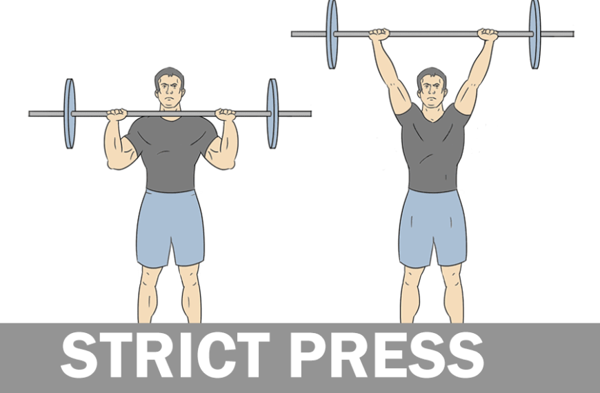 The Strict Press: Benefits, Variations and How To Do