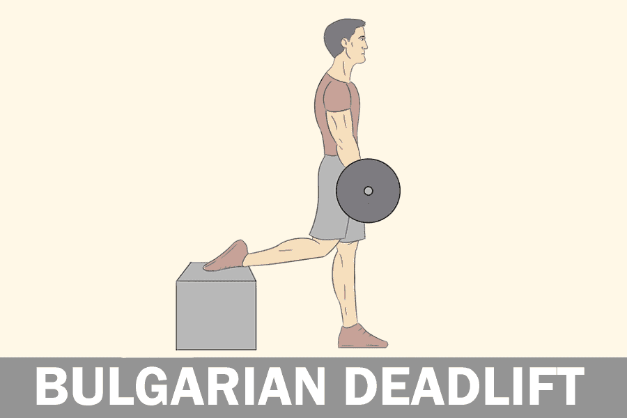 the bulgarian deadlift