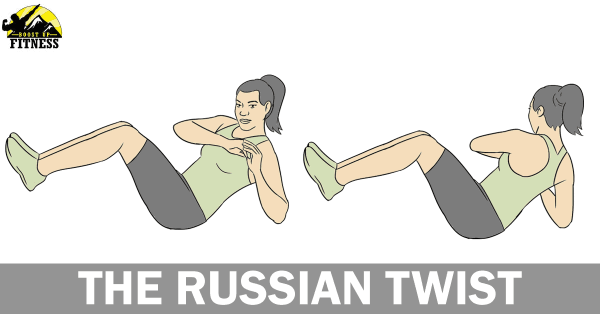 The Russian Twist Exercise