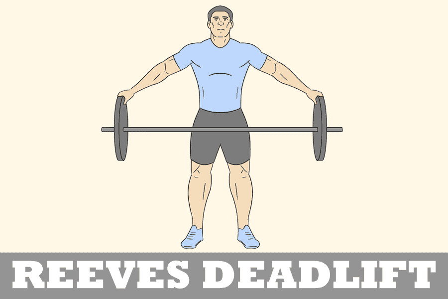 The reeves deadlift