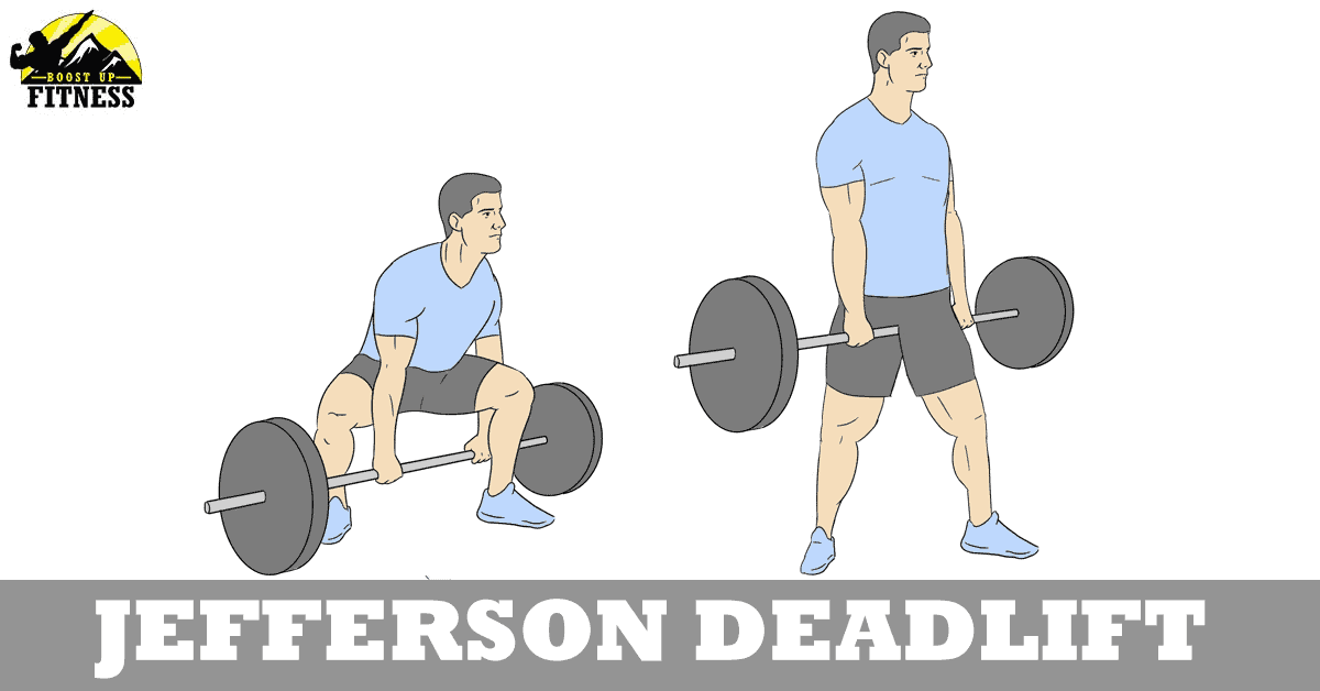Jefferson deadlift