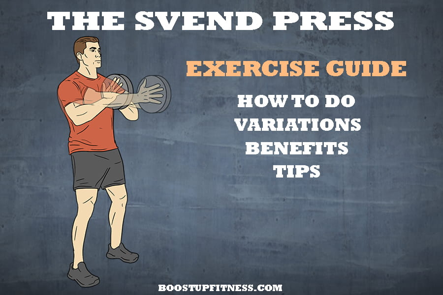 Svend press: how to do, benefits and variations